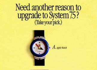 El Apple Watch de antaño