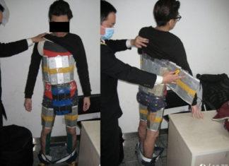 Contrabandista chino