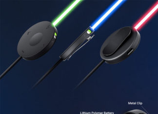 Control remoto de los Glow