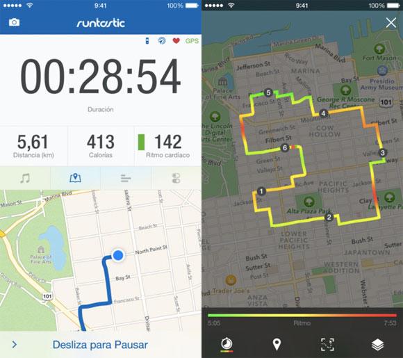 Runtastic PRO GPS Running,