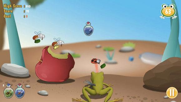 Hunter Frogs