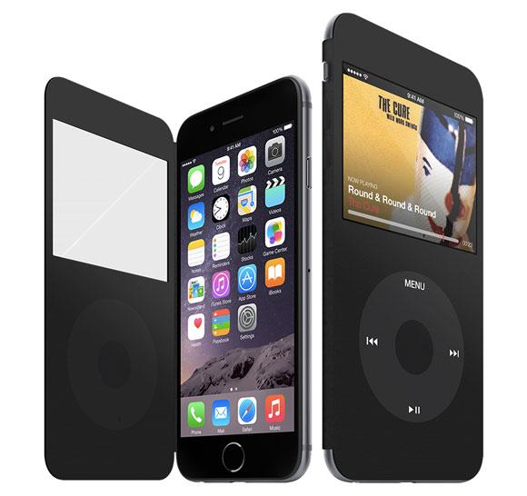 Funda iPod