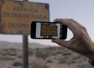 Traducción con Word Lens usando la cámara