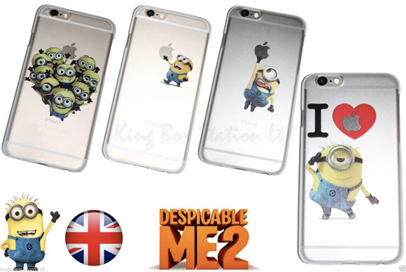 Estas son las 6 fundas de iphone 6 m s econ micas que puedes encontrar en iphoneros - Fundas iphone 5 divertidas ...