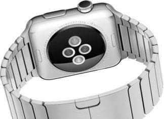 Apple Watch y sus sensores