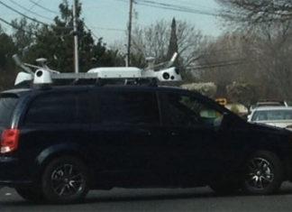 Posible coche de Apple
