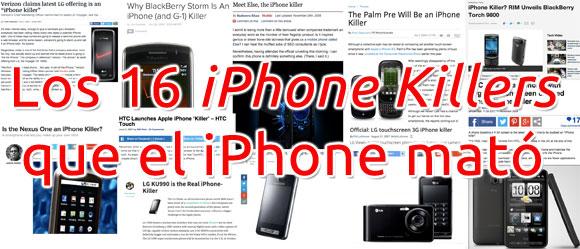 16 iPhone Killers