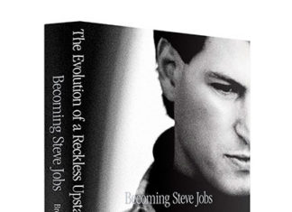 Libro Becoming Steve Jobs