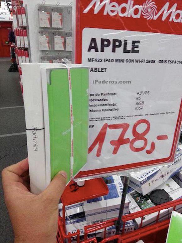 iPad mini con funda por un buen precio