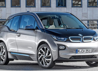 i3 de BMW