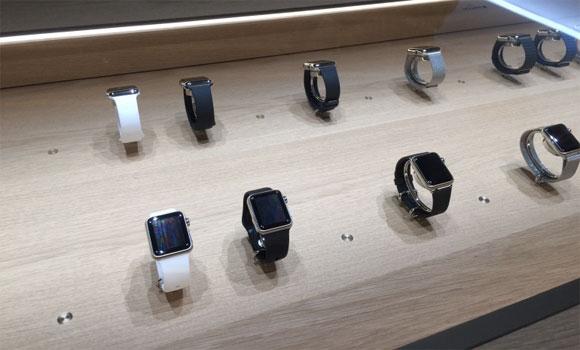 Apple Watch para probar