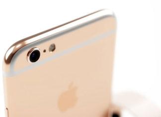 iPhone 6 en color oro rosa