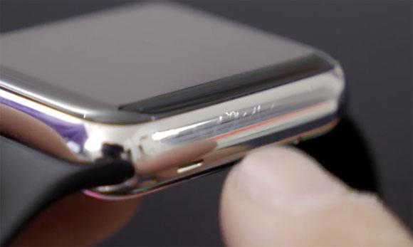 Arañazos en el Apple Watch