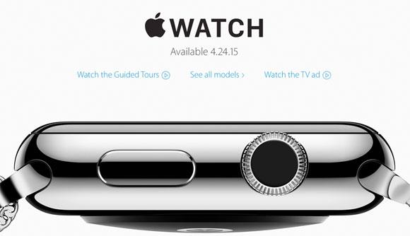 Reservas del Apple Watch