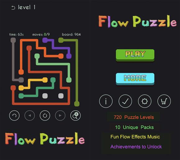 Flow Puzzle