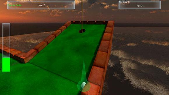 Amazing Mini Golf 3D