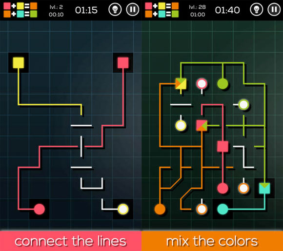 Puzzle Lines