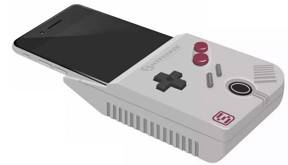 carcasa iphone 6 game boy