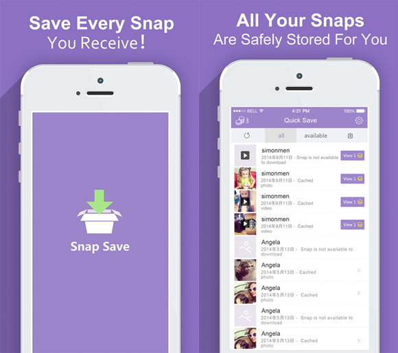 Snap Save