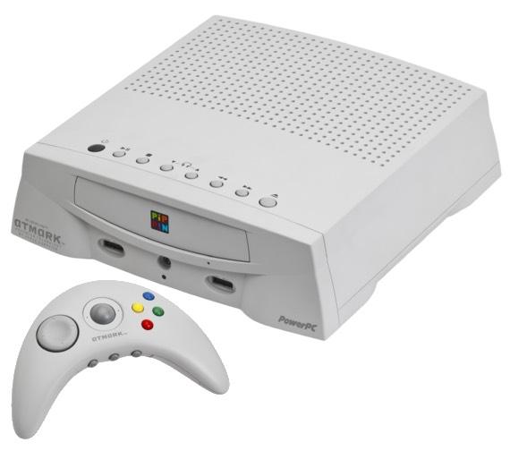 Pippin, la primera consola de videojuegos de Apple, con procesador PowerPC y basada en los Macs de los años 90