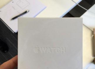 Caja de reemplazo del Apple Watch