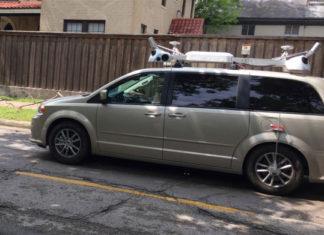 Misterioso coche con cámaras para las mejoras de los mapas de Apple