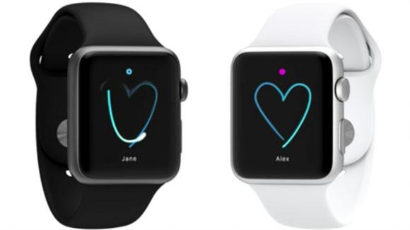 Dibujando en el Apple Watch