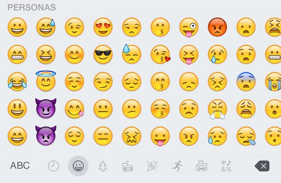 Teclado de emojis