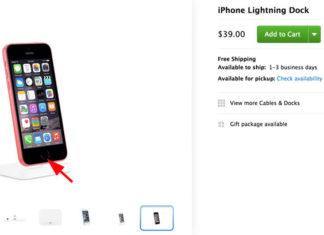 iPhone 5CS que no existe ;)