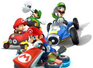 Personajes de Mario Kart 8