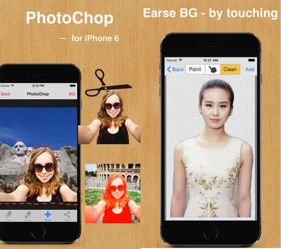 PhotoChop +