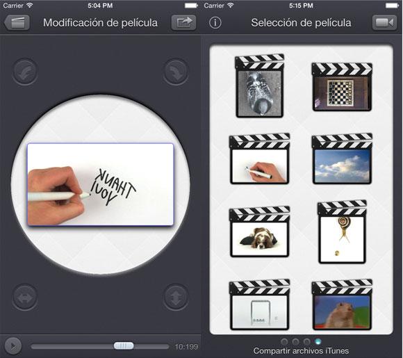 Video Rotate & Flip - Gira y voltea videos