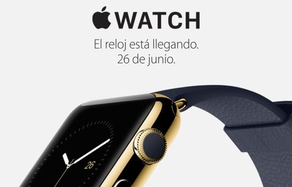 Apple Watch en España