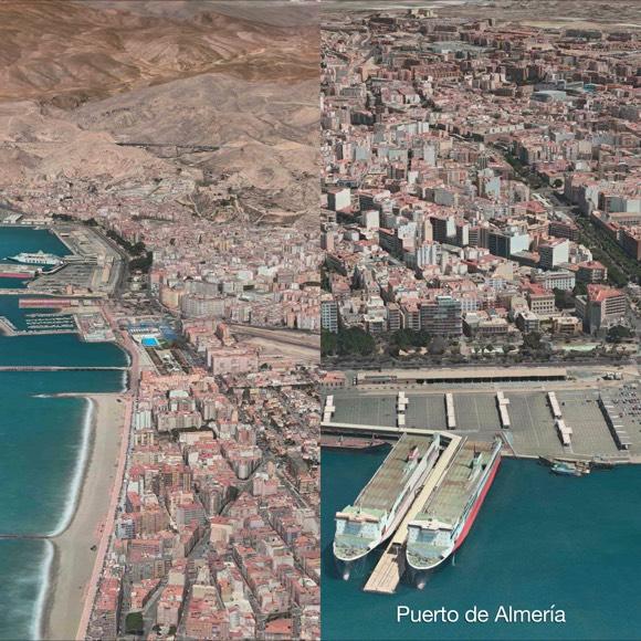 FlyOver de Almería
