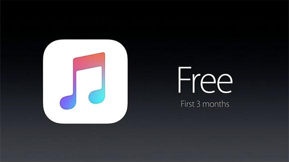 3 meses gratis en Apple Music