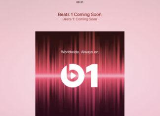 Beats 1 en pruebas