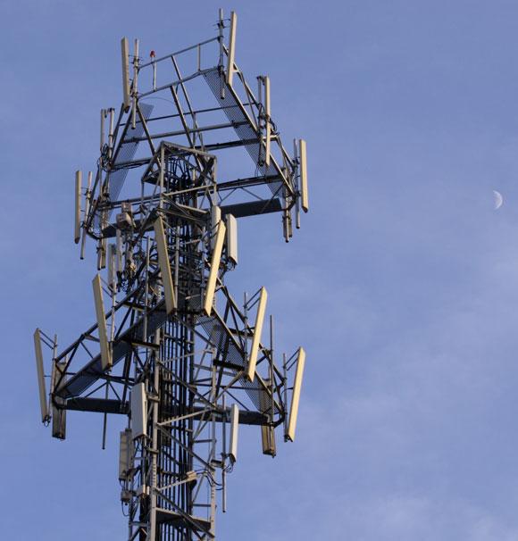 Antena para móviles