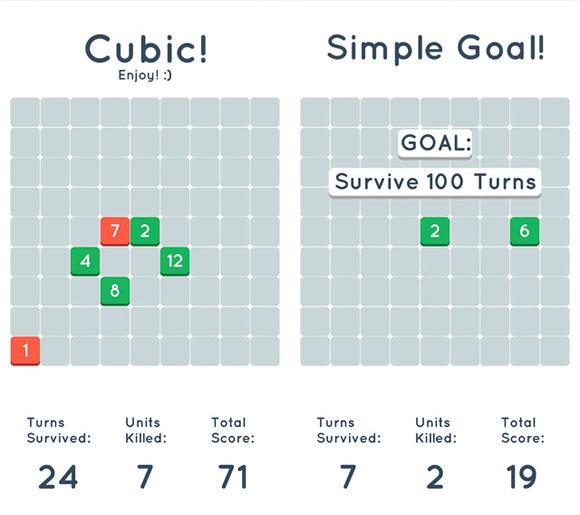 Cubic!
