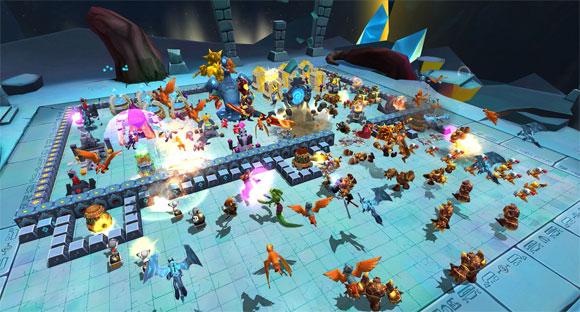 Dungeon Battles