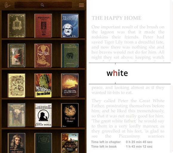 ReadMe! - eBook reader