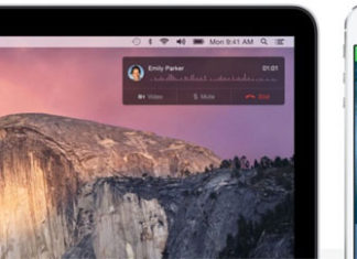 Recibir llamadas en tu Mac