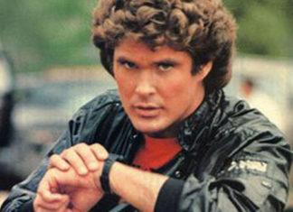 El reloj de Michael Knight