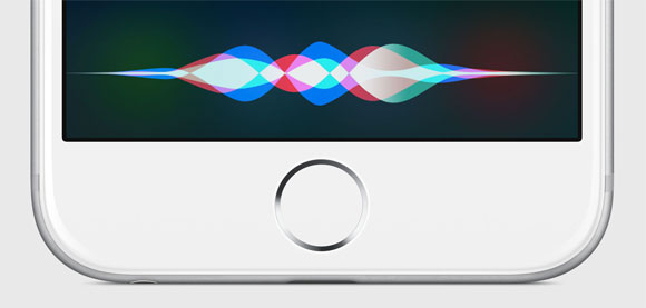Nueva onda de Siri en iOS 9
