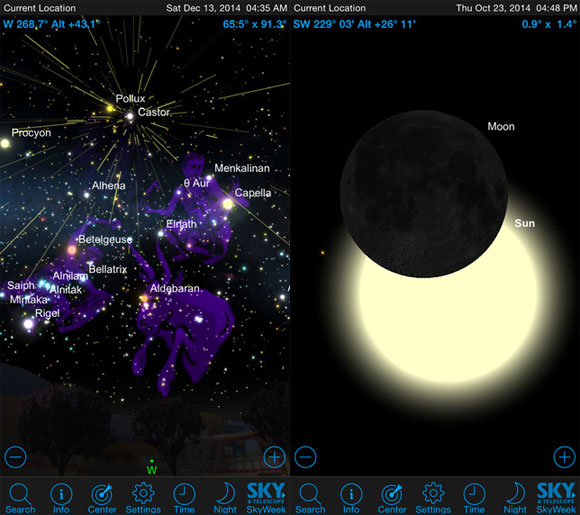 SkySafari 4