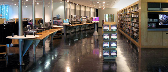 Apple remodelar la apple store de sus oficinas rumor en for Oficinas de apple