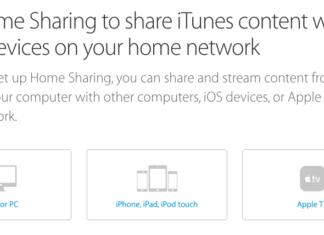 Compartir música en la misma red Wi-Fi