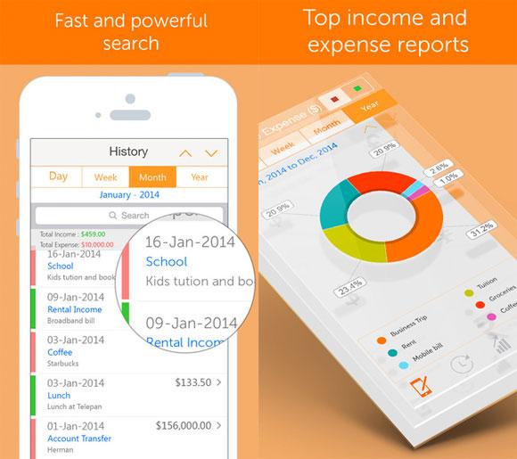 Easy Spending Expense Tracker