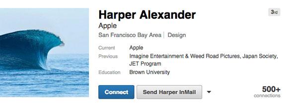 Harper Alexander en LinkedIn