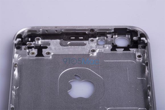 Supuesta carcasa del iPhone 6S