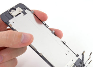 Pantalla y digitalizador del iPhone 6
